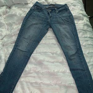 Levi's Skinny Jean Legging Light Blue Wash